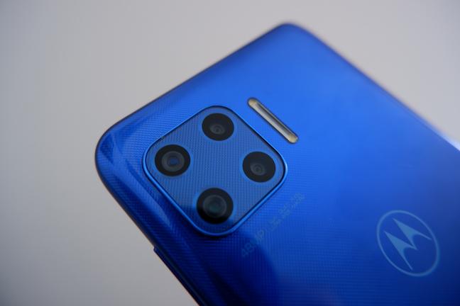 Motorola G 5G rear