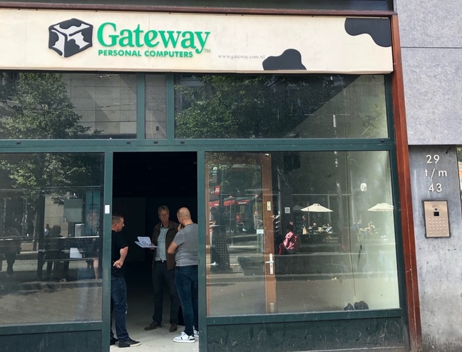 Ruins of ancient Gateway shop unearthed in the Hague