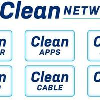 The USA's clean network slideware