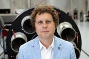 Rocket Lab CEO Peter Beck