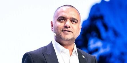 Dheeraj Pandey Nutanix Founder