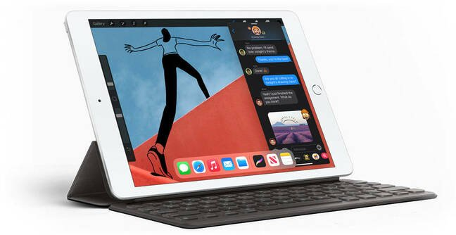 Eighth-gen iPad from Apple