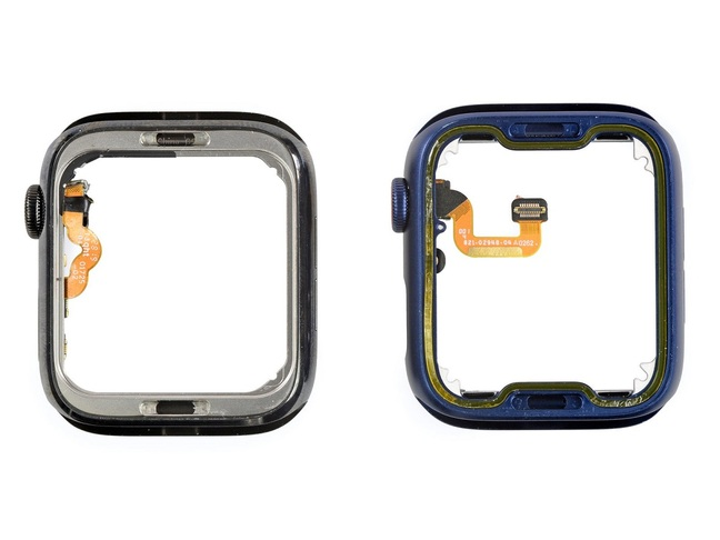 Apple Watch Series 6 teardown by iFixit