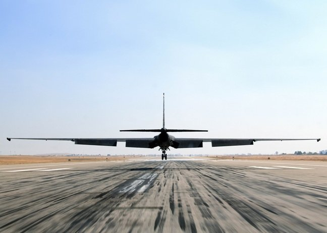U-2 spyplane equipped with open software architecture orchestrated by Kubernetes