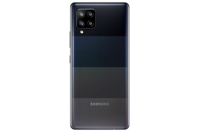 Samsung Galaxy A42 5G back
