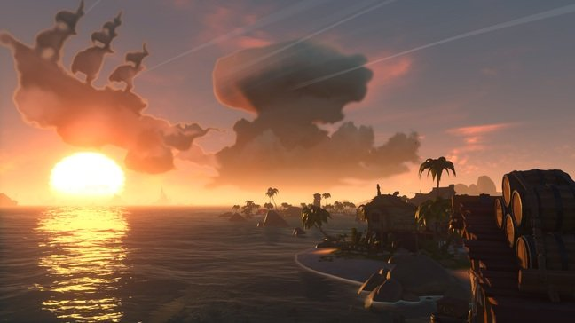 Sea of Thieves on Xbox Series S