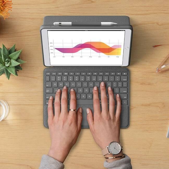 combotouch keyboard logitech