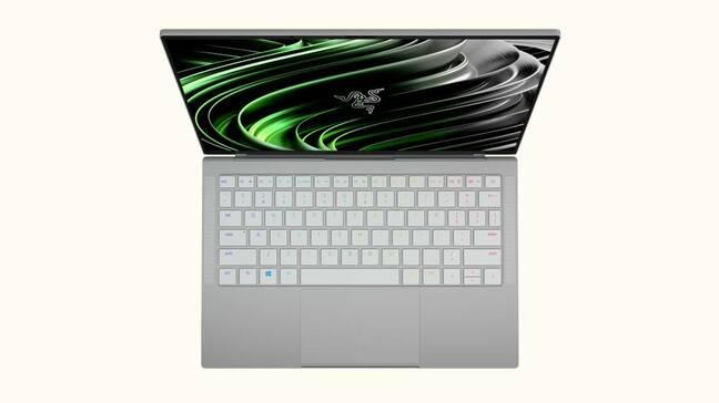 Razer Book 13 keyboard