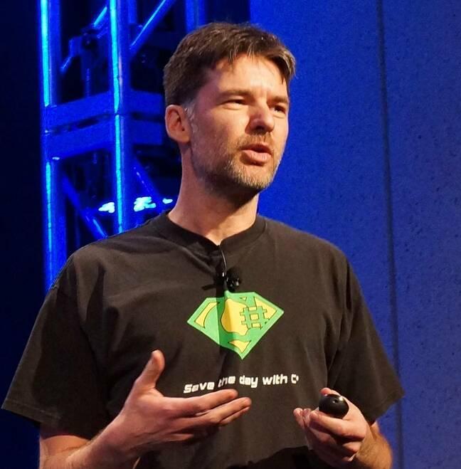 Mads Torgersen, concepteur principal C #