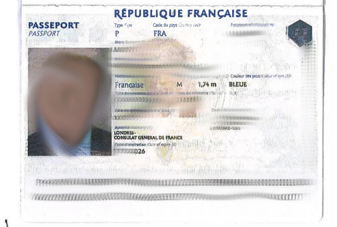 One of the fund's directors had scanned all the identity pages of his passport. This was indexed by a search engine for anyone to view and copy