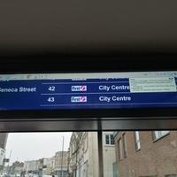 Bristol bus stop
