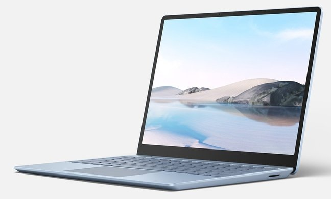 Surface Laptop Go is slim, lightweight and pleasant to use, if you avoid the under-specified base models