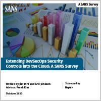 SANS-Survey