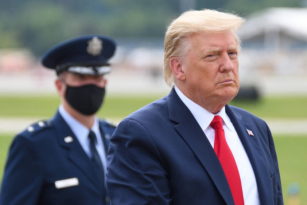 Trump silenced online: Facebook, Twitter etc balk at insurrection, shut the door after horse bolts and nearly burns down the stable
