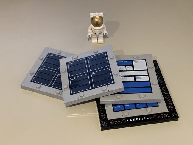 Lego Intel Lakefield