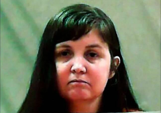 Elizabeth Jo Shirley, convicted US intelligence officer