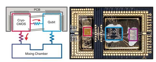 Microsoft Gooseberry quantum chip