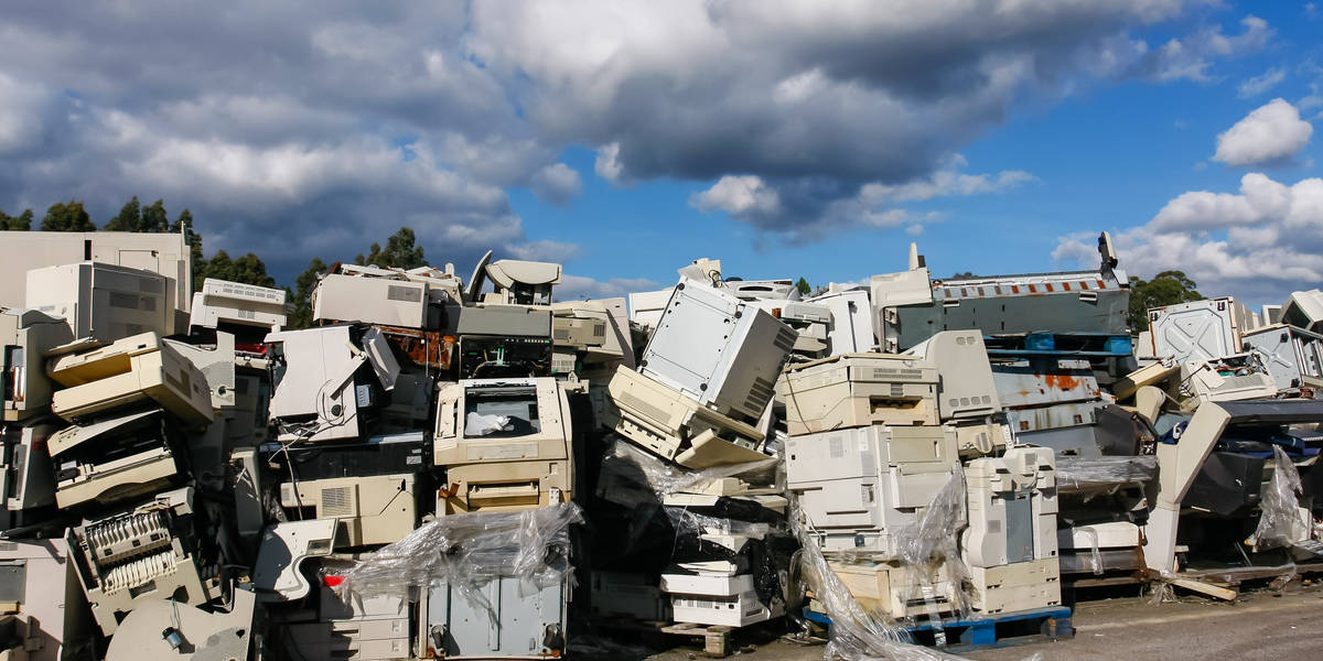 UK government may force online retailers to pick up e-waste from consumers