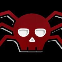 Spider skull malware