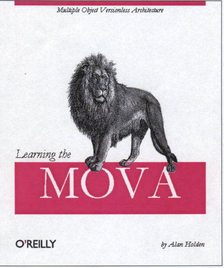 The non-existent MOVA programming language
