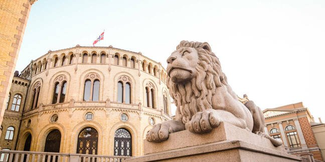 Stortinget - norway parliament