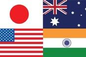 The Quad - Australia, India, Japan, USA