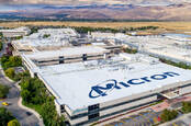 Micron Technology HQ in Boise, Idaho