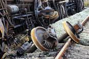 Железнодорожная катастрофа