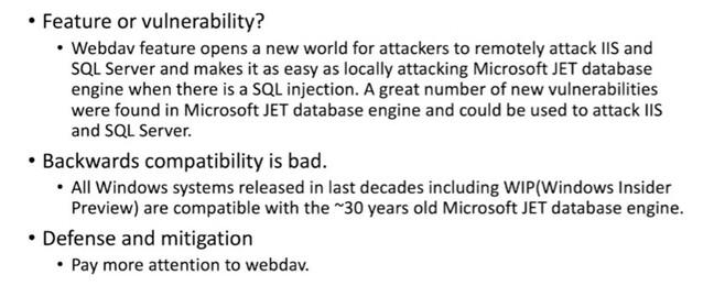 Give Me a SQL Injection, I Shall PWN IIS and SQL Server