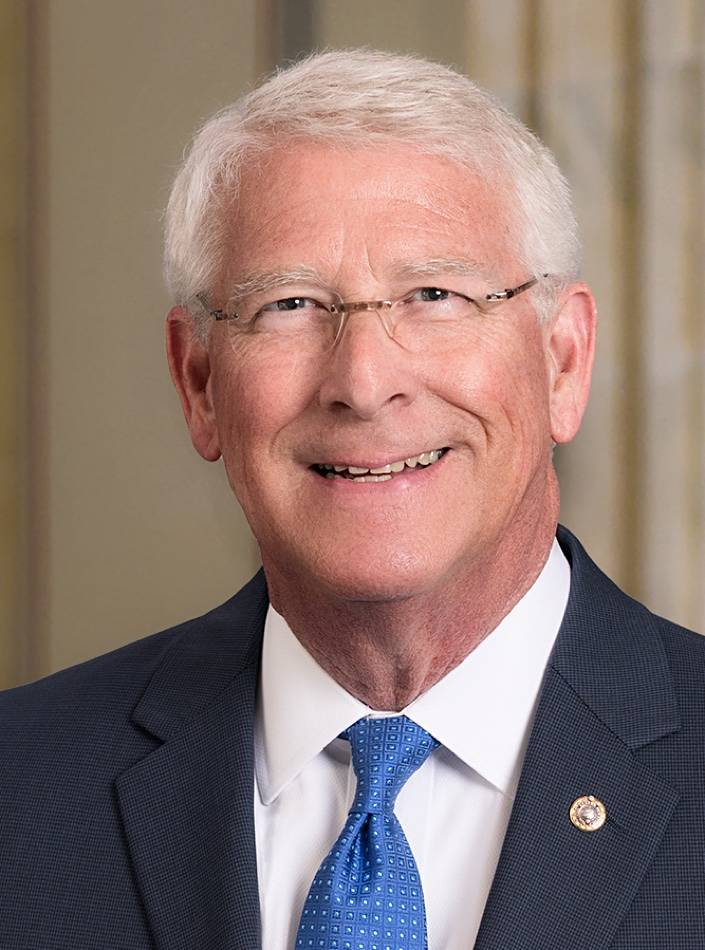 Roger Wicker official portrait. United States Congress