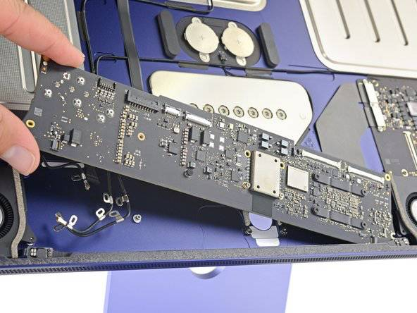 IMAGE IFIXIT logic board
