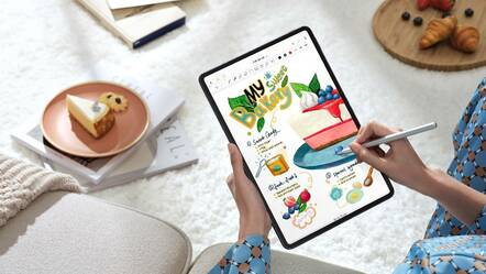 HuaweiPencil and MatePad Pro 12.6