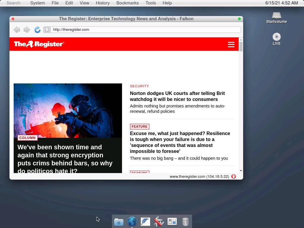 Say helloSystem: Mac-like FreeBSD project emits 0.5 release