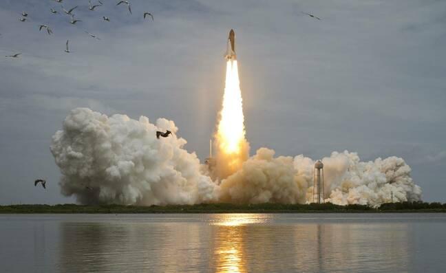 Last launch of Space Shuttle Atlantis (Credit: NASA/Bill Ingalls)