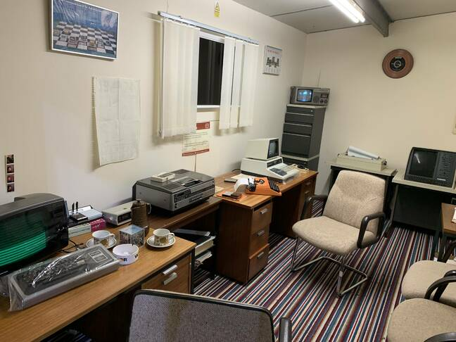 The 1970s Office
