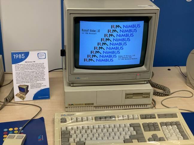 RM Nimbus and Windows 1.03