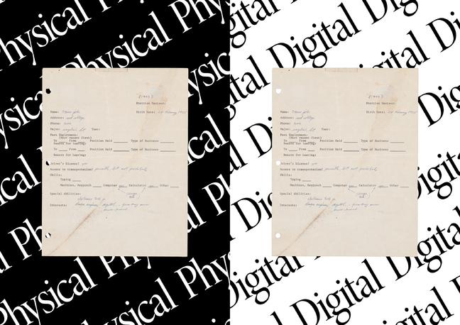 Physical/NFT Steve Jobs application