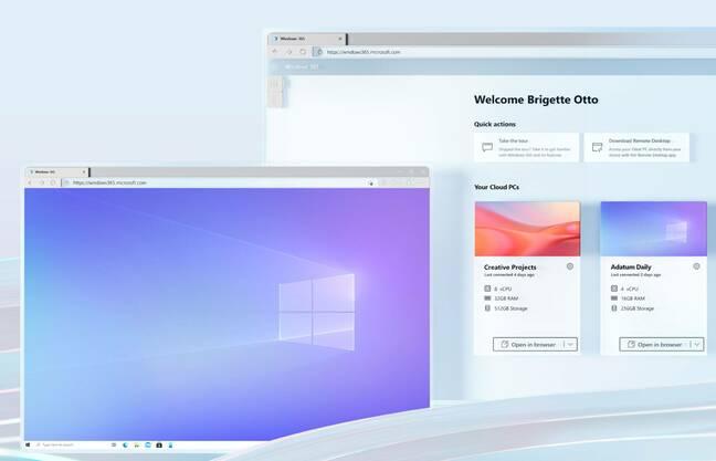 Windows 365: a PC in the cloud