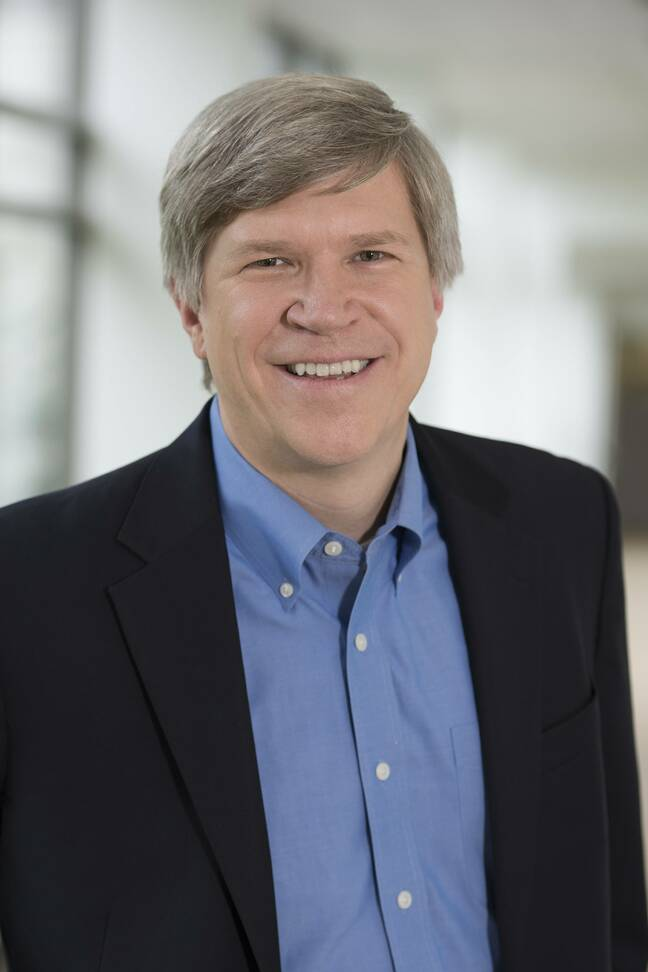 Robert B Crooke, senior vice president and general manager of NVM Solutions Group at Intel