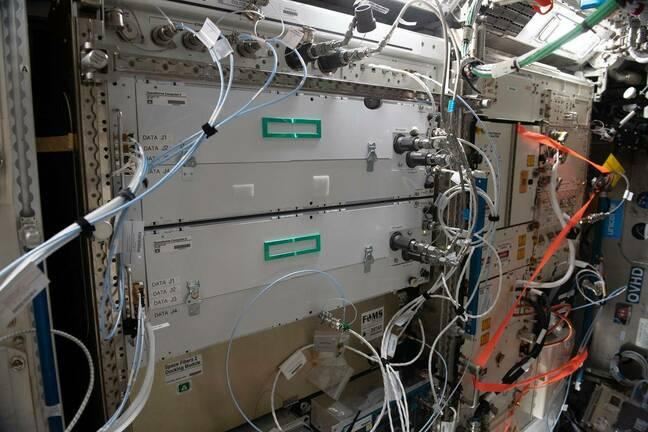 HPE Spaceborne-2 (pic: NASA)
