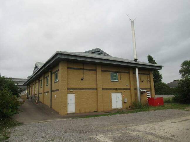 Clinical Biomanufacturing Facility, Churchill Hospital site, Oxford