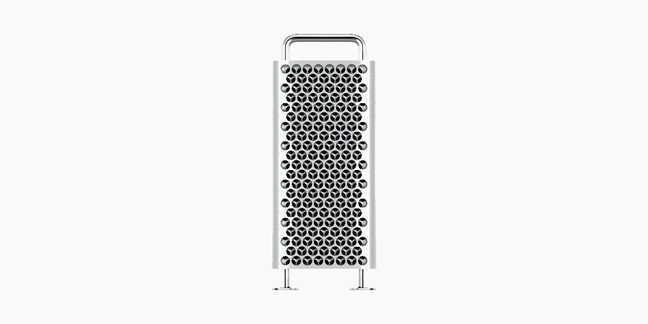 2019 'cheese grater' Mac Pro
