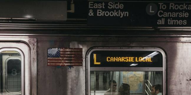 L train new york