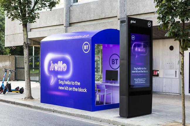 BT Street Hub 2.0