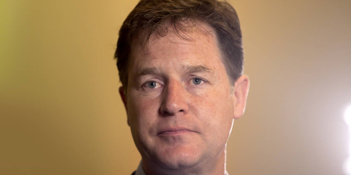 Clegg on its face: <b>Facebook</b> turns to former UK deputy PM to fend off damaging headlines ... thumbnail