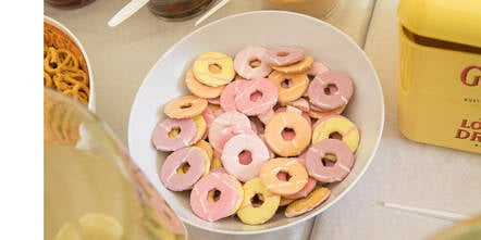 """Unloved, unwanted, """"party"""" rings"""