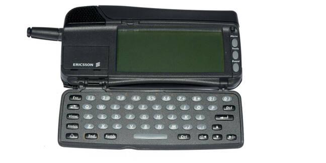 vintage Ericsson GS88 Penelope