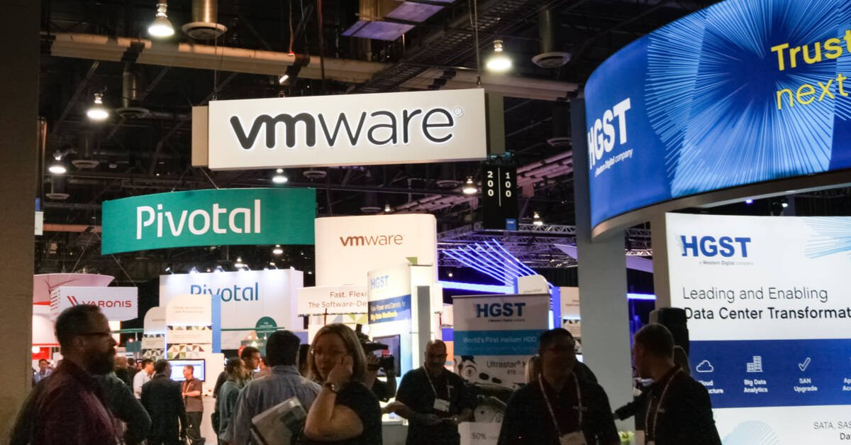 VMware urges customers to immediately patch a critical arbitrary file upload vulnerability in its flagship vCenter and vSphere products