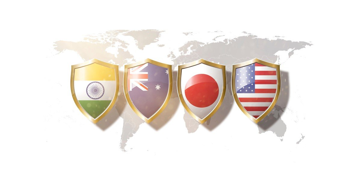 The Quad group of nations – the USA, India, Australia, and Japan – has announced several joint initiatives to share technology and spur its develo