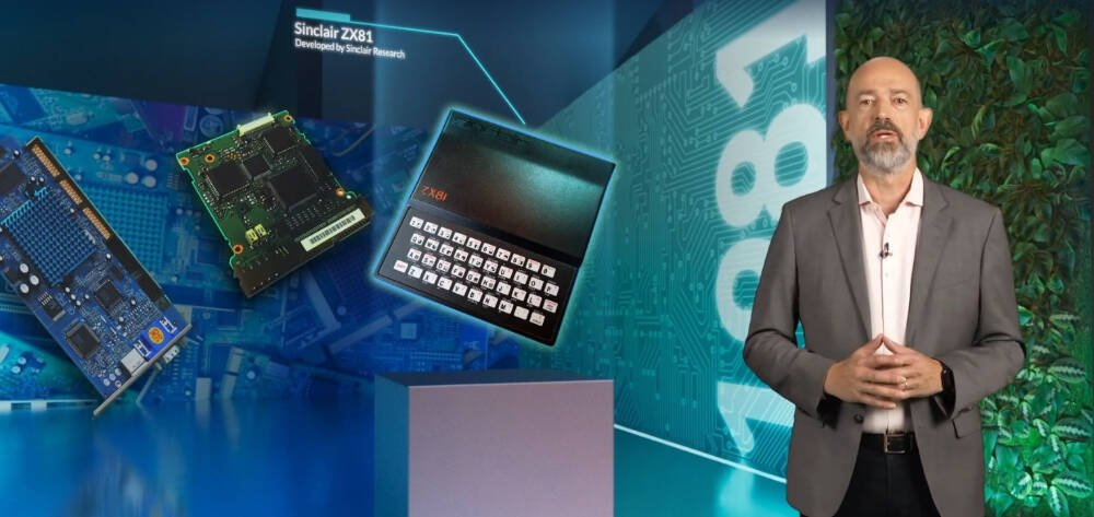 Sir Clive Sinclair inspired me and others at Arm, says CEO